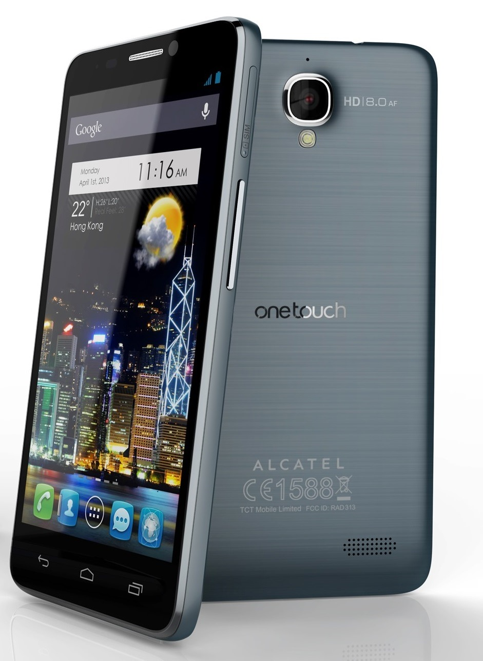 Sell old Alcatel One Touch Idol cell phone for $0