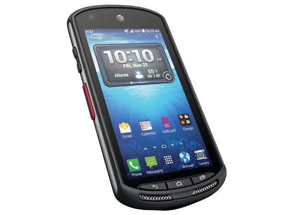Sell old Kyocera DuraForce (ATT) cellular phone for $0