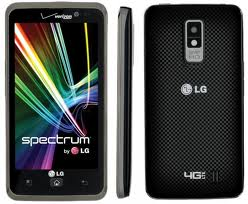 Sell old LG Spectrum cell phone for $0