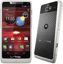 Sell used Motorola Droid RAZR M cellular phone for $0