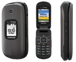 Sell used Samsung SCH-U365 Gusto 2 cellular phone for $0