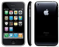 Sell old Apple iPhone 3GS 8GB mobile phone for $0