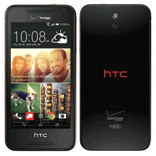 Sell used HTC Desire 612 (Verizon) cellular phone for $0