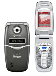Sell old Kyocera K323 cellular phone for $0