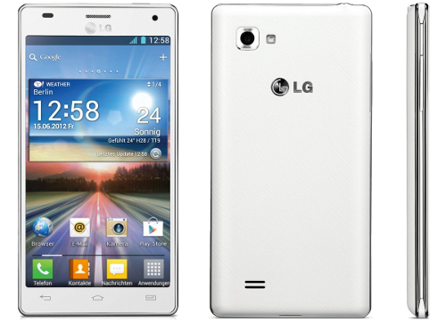 Sell used LG Optimus 4X HD P880 mobile phone for $0