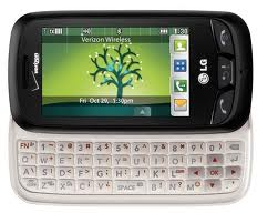 Sell used LG VN270 Cosmos Touch mobile phone for $0