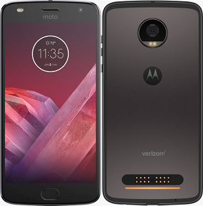 Sell used Motorola Moto Z2 Play (Verizon) 32GB mobile phone for $0