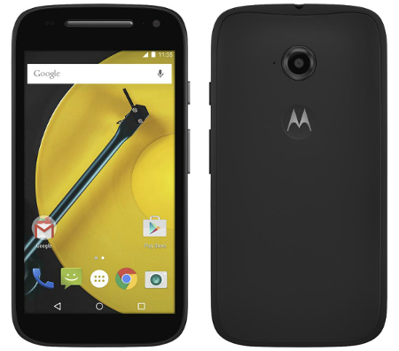 Sell old Motorola Moto E (Sprint) 2nd Gen cell phone for $0