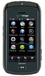 Sell used Pantech Crux cellular phone for $0