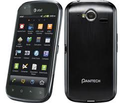Sell used Pantech Burst cellular phone for $0