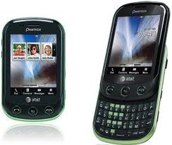 Sell used Pantech Pursuit II cellular phone for $0