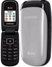 Sell used Samsung SGH-A107 cellular phone for $0