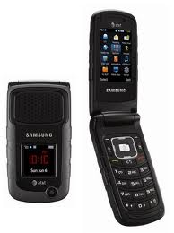 Sell used Samsung SGH-A847 Rugby II mobile phone for $0