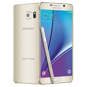 Sell used Samsung Galaxy Note 5 N920P (Sprint) 32GB cellular phone for $0
