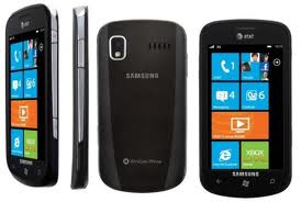 Sell used Samsung SGH-i917 Focus cell phone for $0