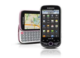 Sell used Samsung SPH-M910 Intercept mobile phone for $0