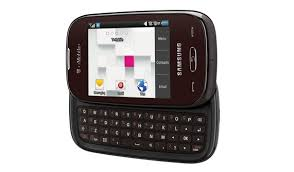 Sell old Samsung SGH-T289 Gravity Q cellular phone for $0