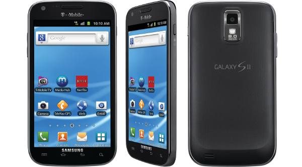 Sell used Samsung Galaxy S II / SGH-T989 cellular phone for $0