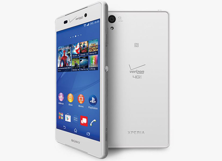 Sell used Sony Xperia Z3V (Verizon) cellular phone for $0
