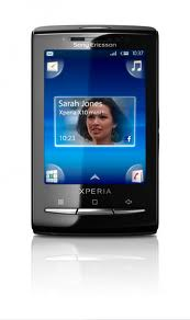 Sell used Sony Xperia X10 mini cell phone for $0